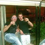 GIORGIO Y MATTIA AGOSTO 2008