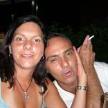PAOLA Y CHARLY DE VISITA EN SA FOGANYA