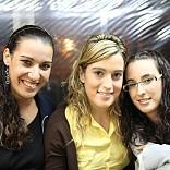 Alicia,Ilenia y Josefa en Sa Foganya