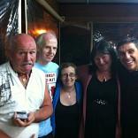 TERESA, FINTAN, JAYNE AND MARK IN SA FOGANYA