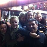 OUR FRIENDS FROM LITUANIA ROMA, AGNE, RENATA AND NERINGA