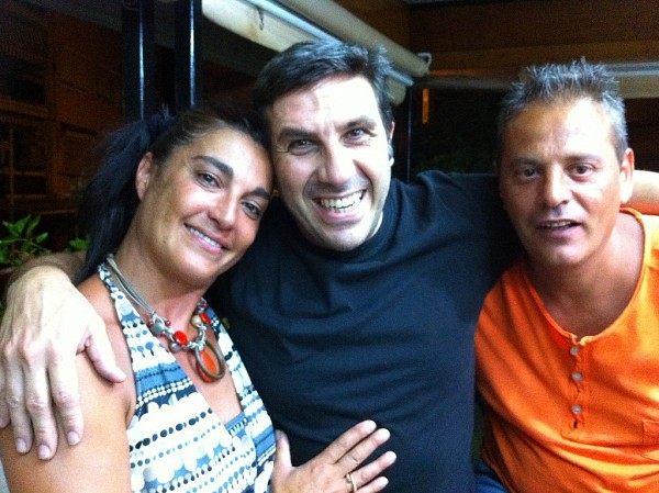 Guido y Teresa de Torino